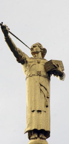 08 Книга Мормона и мотив Небесной книги — Переосмысление Книги Мормона