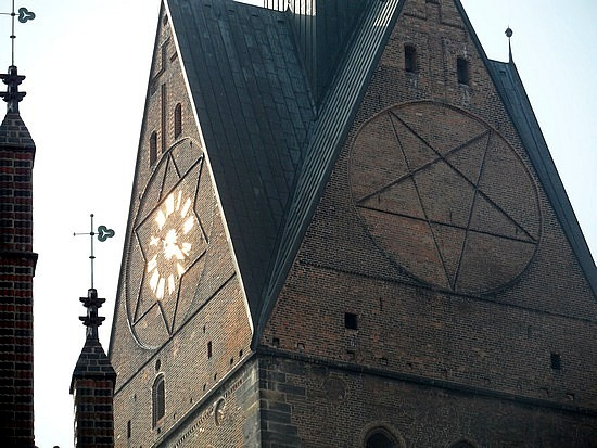Рыночная Церковь (Marktkirche) в Ганновере