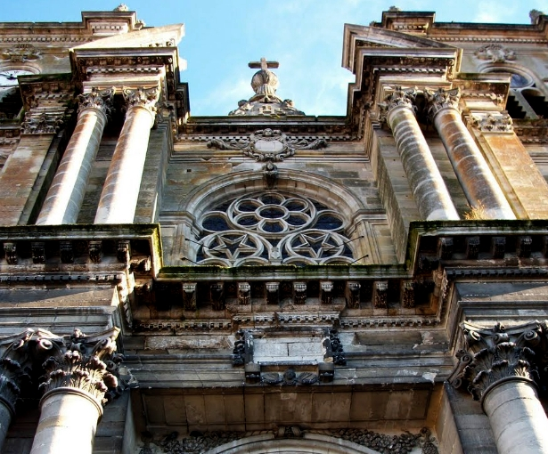 Церковь Успения Богородицы в Витри-де-Франсуа, Франция