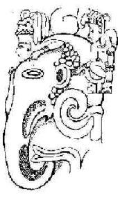 До-Колумбовые изображения слонов в Америке (Smith. G. Eliot; Nature, 96:340 341,1915).