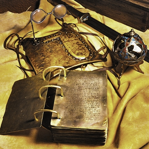 Лучи живого света — Книга Мормона — гл. 8