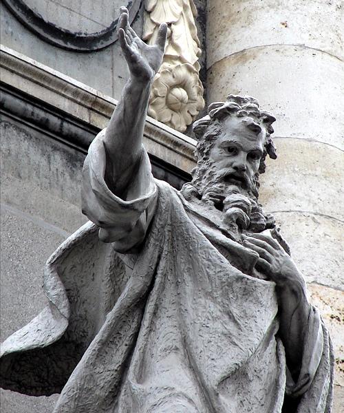 Ириней Лионский - один из первых Отцов Церкви, ведущий богослов II века