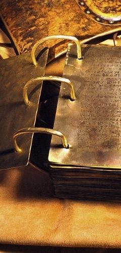 Неужели свидетели Книги Мормона видели золотые пластины всего лишь своими 'духовными глазами'?